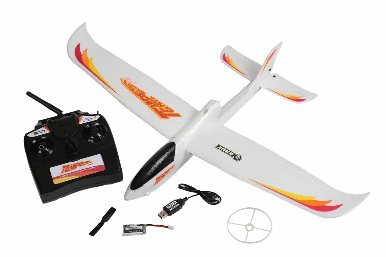 Rage Tempest 600 EP RTF Aircraft